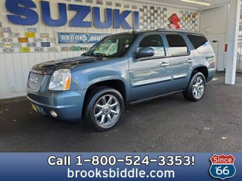 2007 GMC Yukon for sale at BROOKS BIDDLE AUTOMOTIVE in Bothell WA