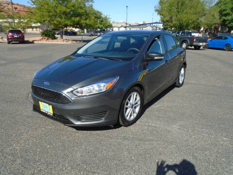 2017 Ford Focus for sale at Team D Auto Sales in St George UT