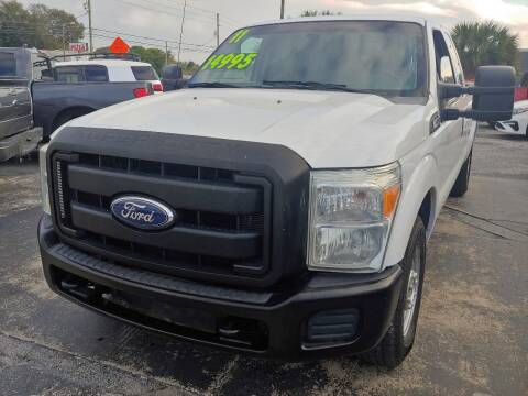 2011 Ford F-250 Super Duty for sale at Autos by Tom in Largo FL