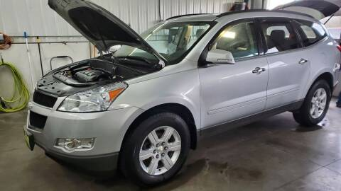 2012 Chevrolet Traverse for sale at City Auto Sales in La Crosse WI