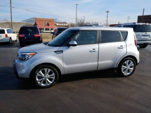 2016 Kia Soul for sale at Big Boys Auto Sales in Russellville KY