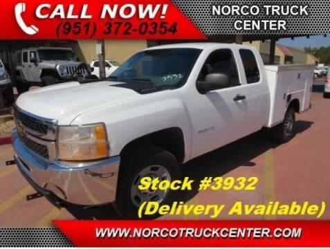 2012 Chevrolet Silverado 2500HD for sale at Norco Truck Center in Norco CA