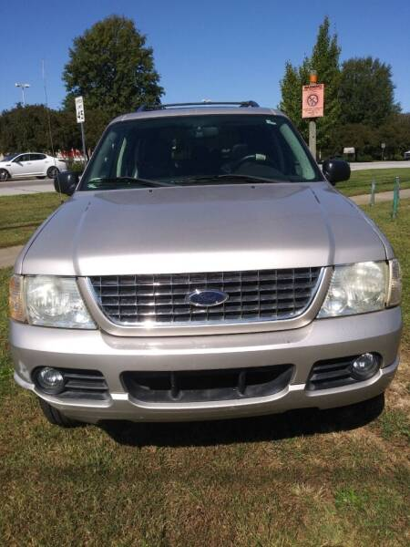 2003 Ford Explorer for sale at Auto 1 Madison in Madison GA