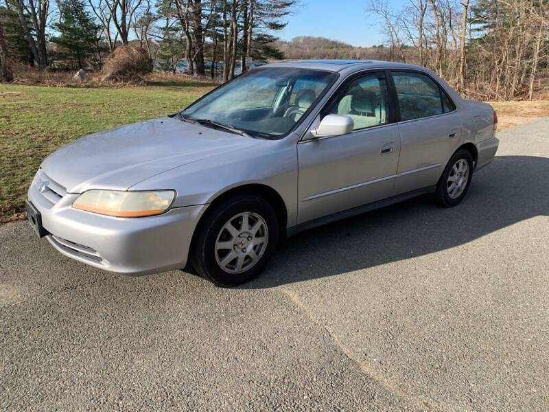 2002 Honda Accord for sale at Elite Pre-Owned Auto in Peabody MA