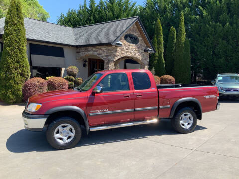 2001 Toyota Tundra for sale at Hoyle Auto Sales in Taylorsville NC