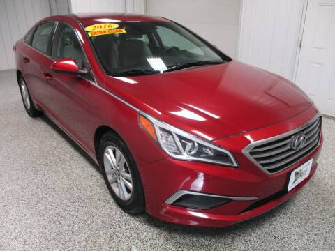 2016 Hyundai Sonata for sale at LaFleur Auto Sales in North Sioux City SD