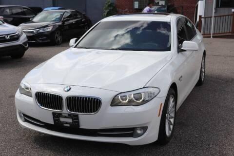 2012 BMW 5 Series for sale at EZ PASS AUTO SALES LLC in Philadelphia PA