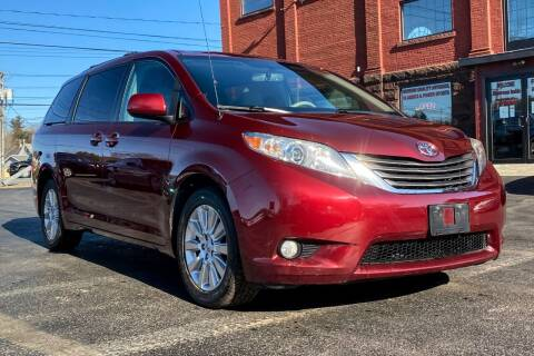 2011 Toyota Sienna for sale at Knighton's Auto Services INC in Albany NY