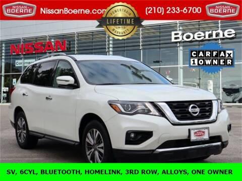2019 Nissan Pathfinder for sale at Nissan of Boerne in Boerne TX
