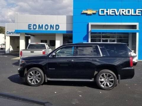 2015 Chevrolet Tahoe for sale at EDMOND CHEVROLET BUICK GMC in Bradford PA