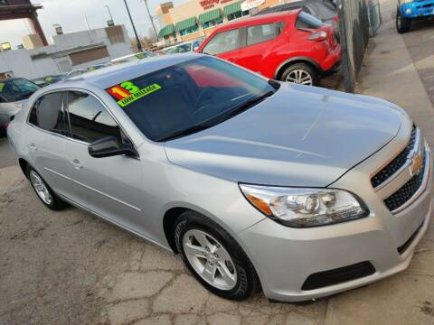 2013 Chevrolet Malibu for sale at Sanaa Auto Sales LLC in Denver CO