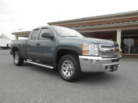 2013 Chevrolet Silverado 1500 for sale at Nye Motor Company in Manheim PA