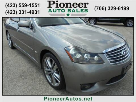 2009 Infiniti M35 for sale at PIONEER AUTO SALES LLC in Cleveland TN