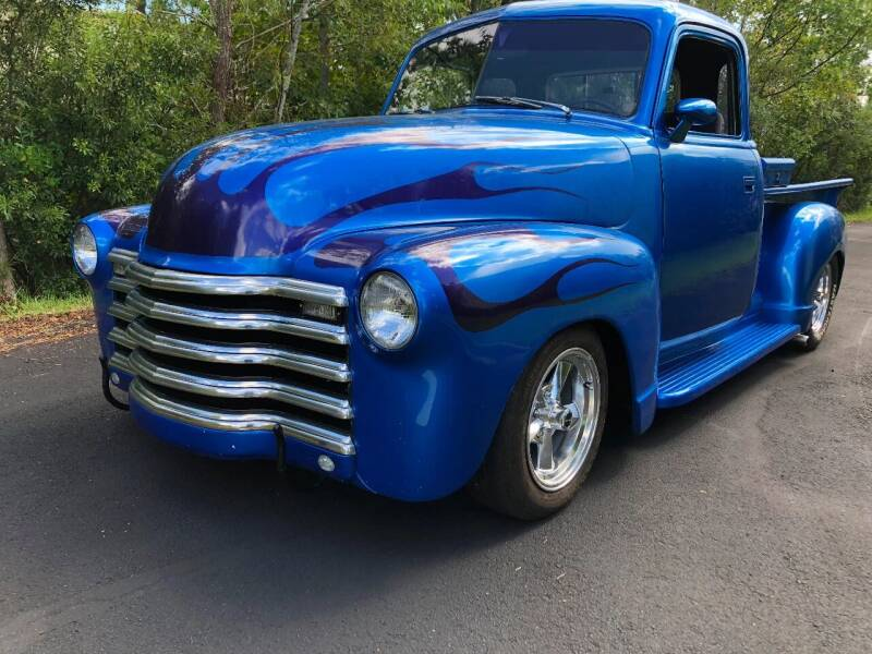 1948 Chevrolet 3100 for sale at Muscle Cars USA 1 in Murrells Inlet SC