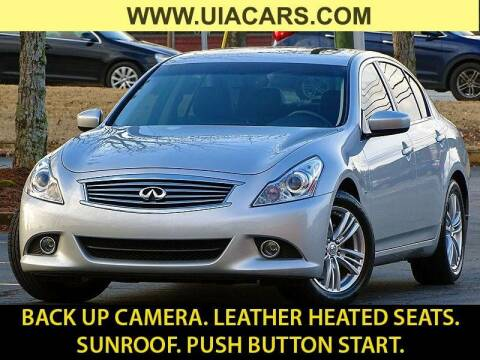 2015 Infiniti Q40 for sale at Used Imports Auto - Lawrenceville in Lawrenceville GA