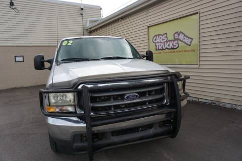 2002 Ford F-250 Super Duty for sale at Cars Trucks & More in Howell MI
