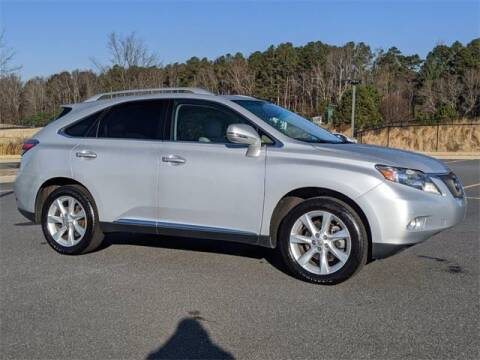 2011 Lexus RX 350 for sale at CU Carfinders in Norcross GA