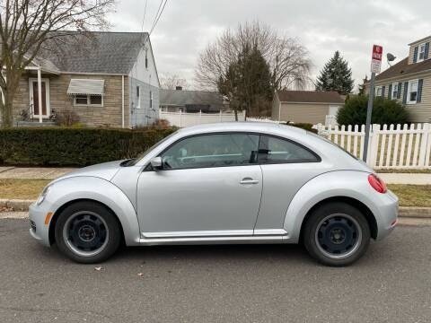 2012 Volkswagen Beetle for sale at Bluesky Auto in Bound Brook NJ