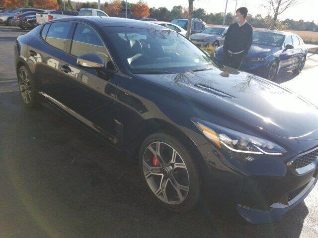 2019 Kia Stinger for sale at Southern Auto Solutions - Georgia Car Finder - Southern Auto Solutions - Lou Sobh Kia in Marietta GA