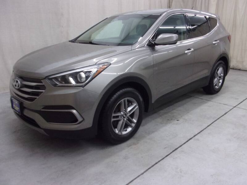2018 Hyundai Santa Fe Sport for sale at Paquet Auto Sales in Madison OH