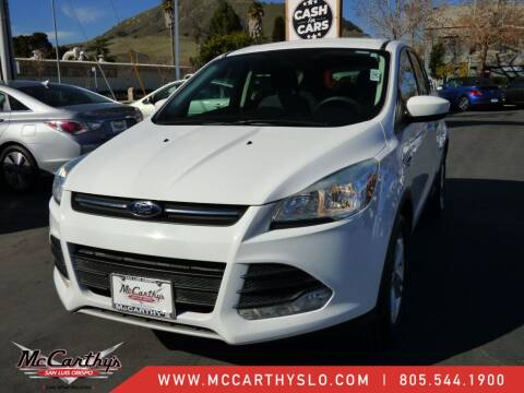 2015 Ford Escape for sale at McCarthy Wholesale in San Luis Obispo CA