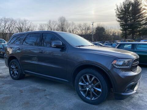 2014 Dodge Durango for sale at D & M Auto Sales & Repairs INC in Kerhonkson NY