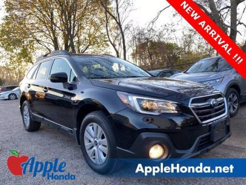 2019 Subaru Outback for sale at APPLE HONDA in Riverhead NY