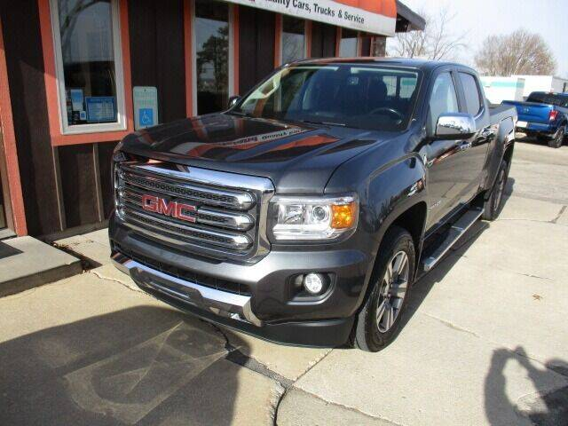 2016 GMC Canyon for sale at Autoland in Cedar Rapids IA