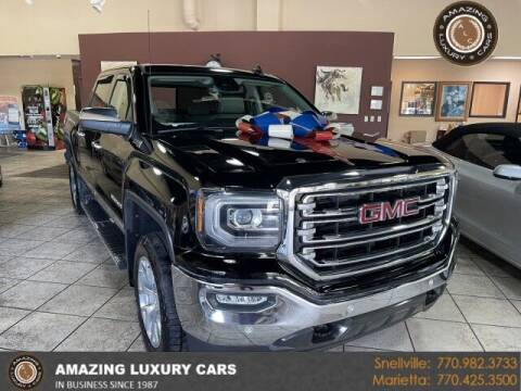 2017 GMC Sierra 1500 for sale at Amazing Luxury Cars in Snellville GA