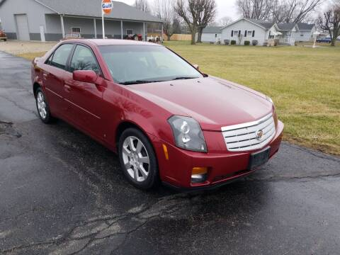 2006 Cadillac CTS for sale at CALDERONE CAR & TRUCK in Whiteland IN