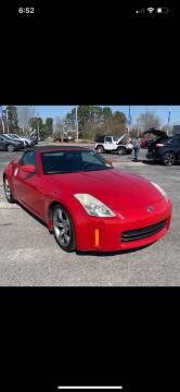 2006 Nissan 350Z for sale at Top Line Motorsports in Derry NH