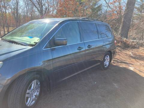 2006 Honda Odyssey for sale at Expressway Auto Auction in Howard City MI