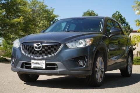 2013 Mazda CX-5 for sale at COURTESY MAZDA in Longmont CO