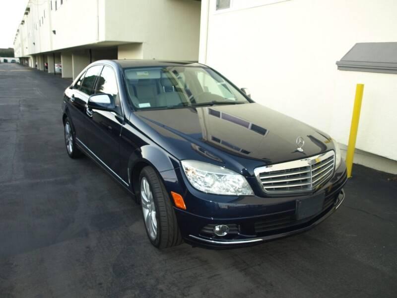 2009 Mercedes-Benz C-Class for sale at Ammari Motors, LLC in Gardena CA