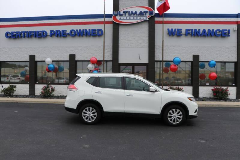 2015 Nissan Rogue for sale at Ultimate Auto Deals in Fort Wayne IN