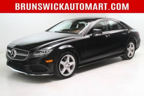 2015 Mercedes-Benz CLS for sale at Brunswick Auto Mart in Brunswick OH