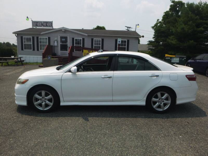 2009 Toyota Camry for sale at Cove Point Auto Sales in Joppa MD