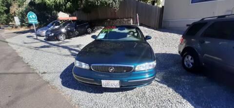 2001 Buick Century for sale at AUCTION SERVICES OF CALIFORNIA in El Dorado CA