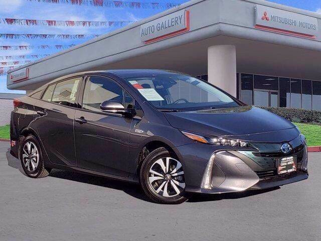 2018 Toyota Prius Prime for sale in Corona, CA