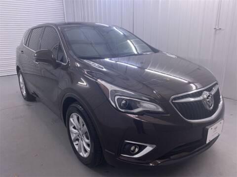 2020 Buick Envision for sale at JOE BULLARD USED CARS in Mobile AL
