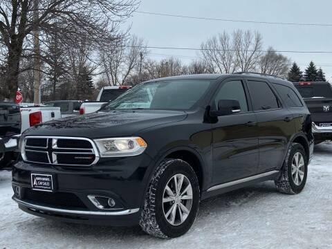 2014 Dodge Durango for sale at North Imports LLC in Burnsville MN