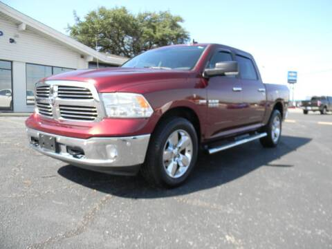 2017 RAM Ram Pickup 1500 for sale at MARK HOLCOMB  GROUP PRE-OWNED in Waco TX