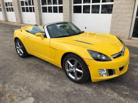 2008 Saturn SKY for sale at Cresthill Auto Sales Enterprises LTD in Crest Hill IL
