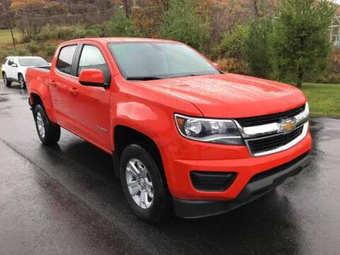 2019 Chevrolet Colorado for sale at Hawkins Chevrolet in Danville PA