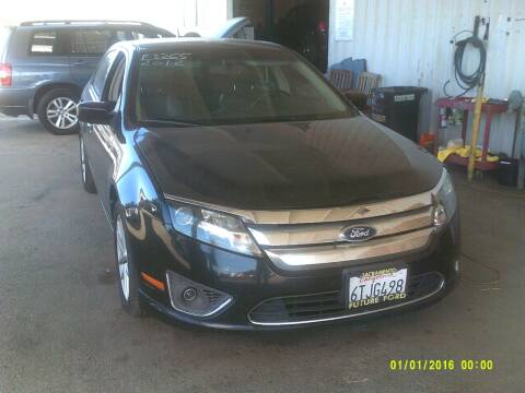 2012 Ford Fusion for sale at Mendocino Auto Auction in Ukiah CA
