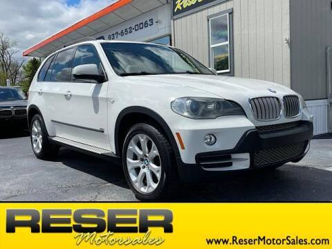 2007 BMW X5 for sale at Reser Motorsales in Urbana OH