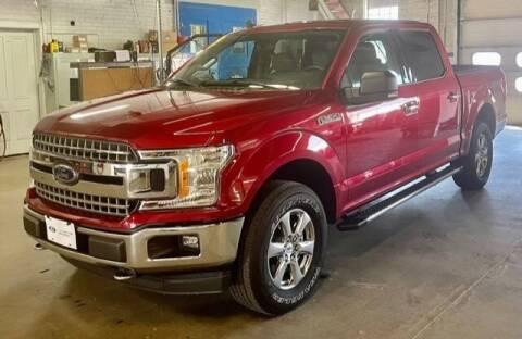 2019 Ford F-150 for sale at Reinecke Motor Co in Schuyler NE