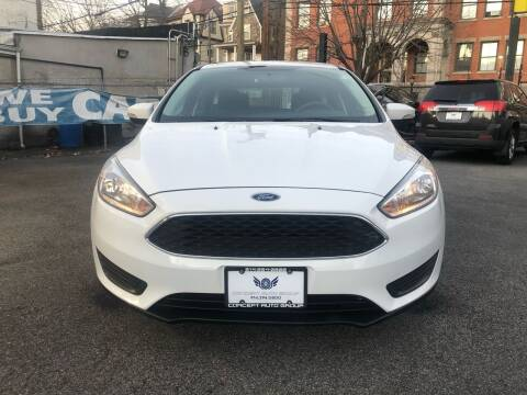 2017 Ford Focus for sale at Concept Auto Group in Yonkers NY