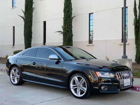 2008 Audi S5 for sale at Auto King in Roseville CA