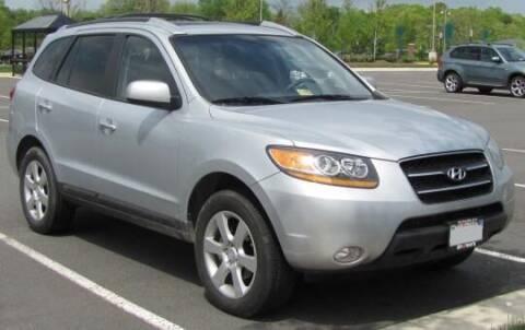 2007 Hyundai Santa Fe for sale at Peninsula Motor Vehicle Group in Oakville Ontario NY